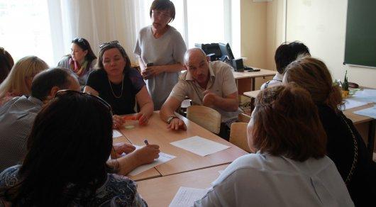 Астанада ата-аналарға білім басшылары есеп беретін болды