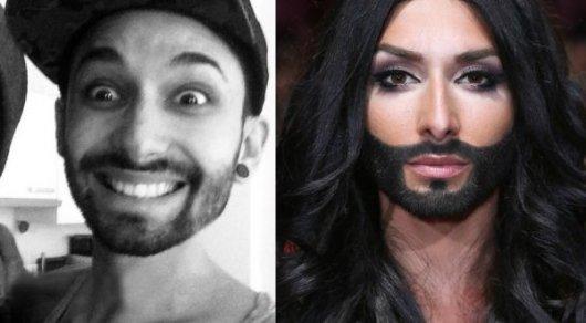 Кончита Вурст распрощается собразом бородатой леди