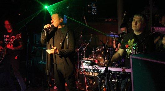 Концерт группы Motor-Roller в Алматы по традиции собрал аншлаг