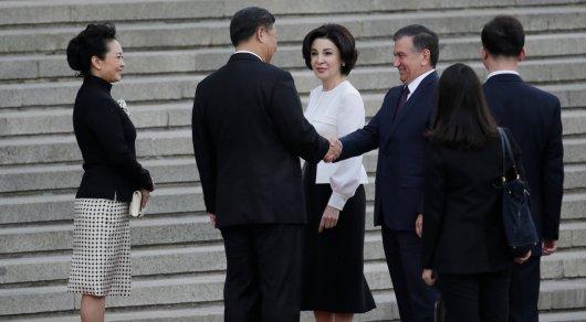СМИ обсуждают красоту первой леди Узбекистана