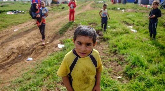 В Казахстане объявили сбор гуманитарной помощи детям Сирии