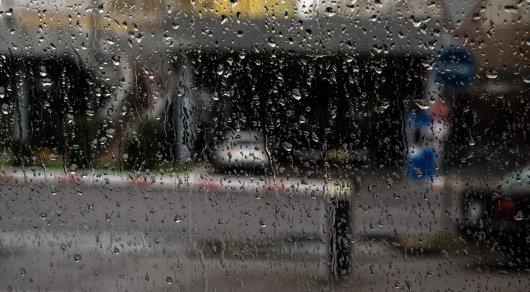 Заморозки и сильный дождь прогнозируют в Казахстане