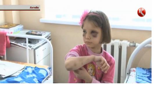 Спрыгнувшая с вышки мачеха, чудовищно издевалась над 7-летней девочкой - ТВ