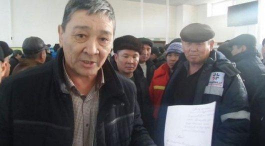 В Астане осужден председатель профсоюза работников Oil Construction Company