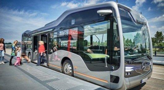 В июне на дорогах Алматы появится первый электроавтобус
