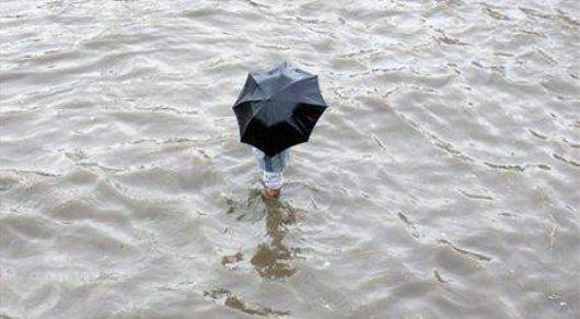 В ЮКО ожидаются паводки из-за сильных дождей