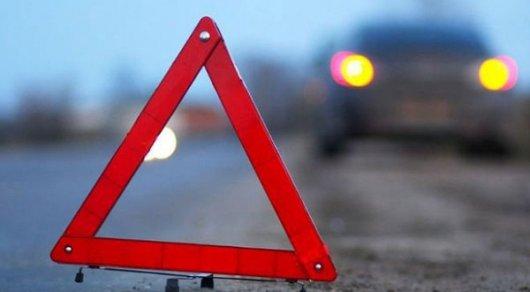 В Алматинской области задержали водителя, сбежавшего с места смертельного ДТП