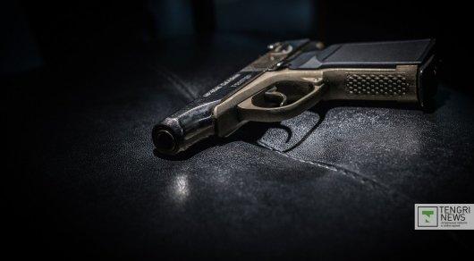 Задержан подозреваемый в хищении 10 пистолетов Академии Погранслужбы КНБ