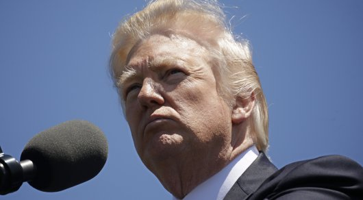 Трамп о предоставлении информации России: имею право