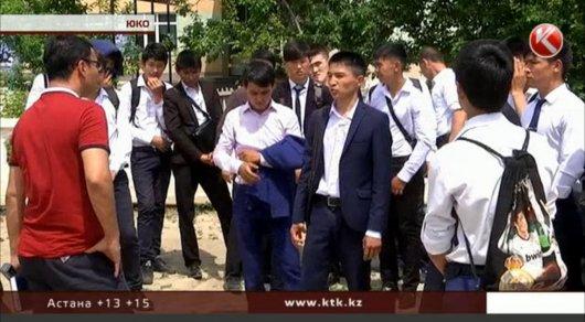 Подростки из села в ЮКО массово пожаловались на дедовщину