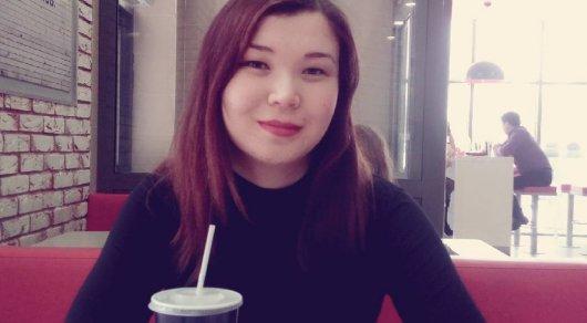 В Караганде насмерть сбили студентку за месяц до получения  Фото из личного архива