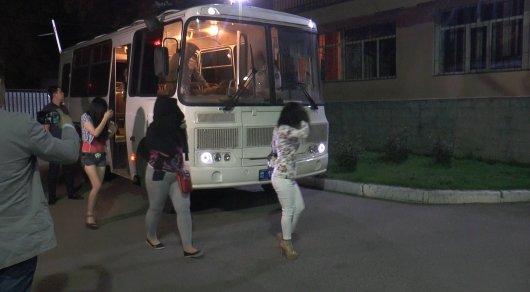Алматинские проститутки должны оплатить в бюджет свыше двух миллионов тенге