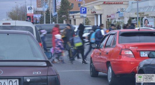 В ближайшие три дня в Астане перекроют некоторые улицы