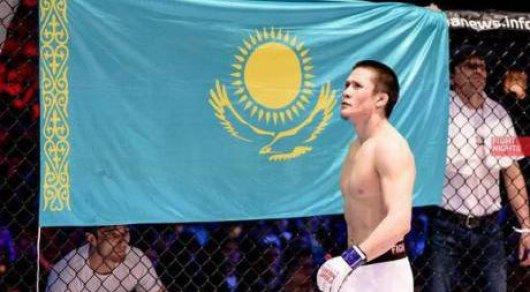 Российский боец ударил казахстанца на взвешивании перед титульным боем Fight Nights