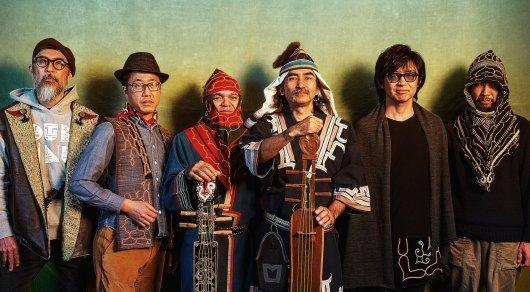 Oki Dub Ainu Band приглашает на The Spirit of Tengri потанцевать под музыку загадочного народа Японии