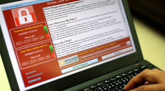 Свыше 100 компьютеров заразились вирусом WannaCry в Казахстане