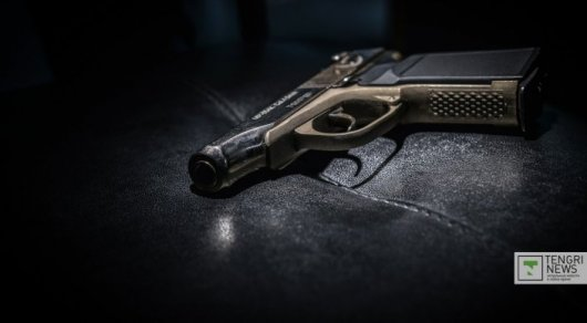 Названо имя подозреваемого в хищении 10 пистолетов из Академии Погранслужбы КНБ