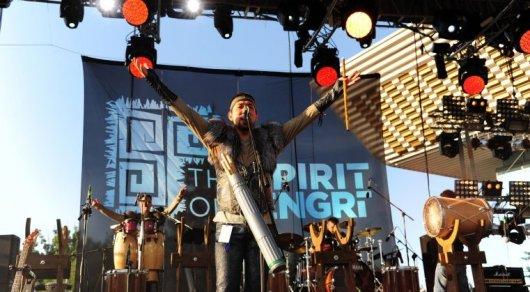 Фестиваль современной этнической музыки The Spirit of Tengri стартует сегодня в Алматы