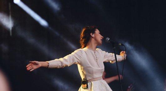 Песни на старорусском языке соединились с башкирским роком на сцене The Spirit of Tengri
