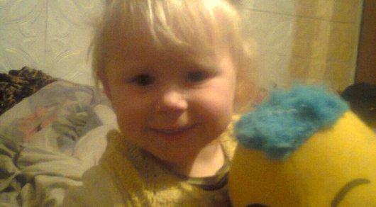 Двухлетняя Анастасия Руденко найдена мертвой в Талдыкоргане