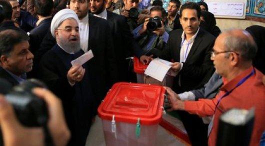 Хасан Роухани переизбран президентом Ирана