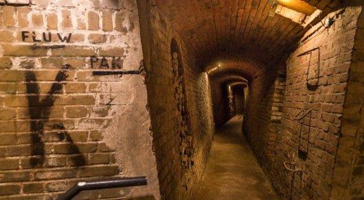 Опубликованы снимки затерянного подземного города нацистов