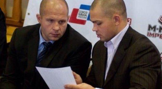 В Астане избили главного судью Fight Nights Global