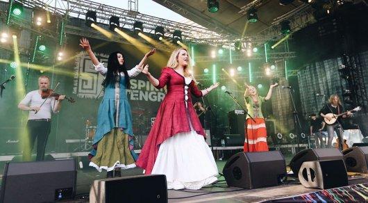 Совместный проект литовской группы Marga Muzika и