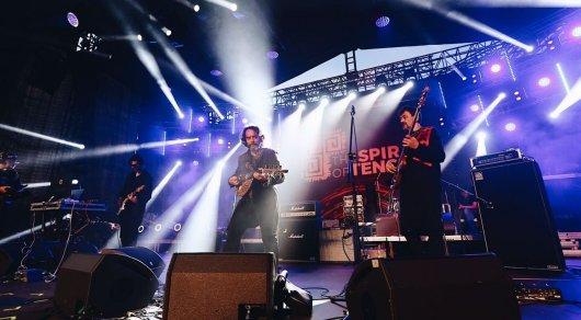 Электронная музыка с арабским колоритом от Speed Caravan прозвучала на The Spirit of Tengri