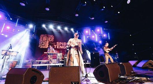 Легендарный музыкант из Башкортостана Роберт Юлдашев завершил юбилейный The Spirit of Tengri