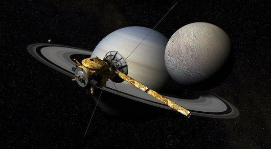 Ученые нашли пригодный для жизни спутник Сатурна