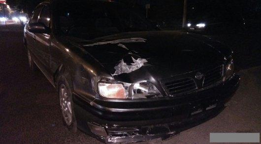 Водитель в Астане насмерть сбил пешехода на тротуаре