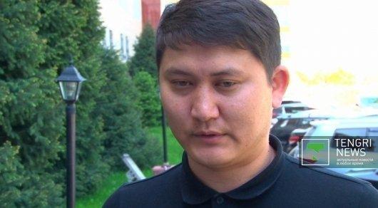 Участник резонансного ДТП с автобусом уволился из алматинской прокуратуры