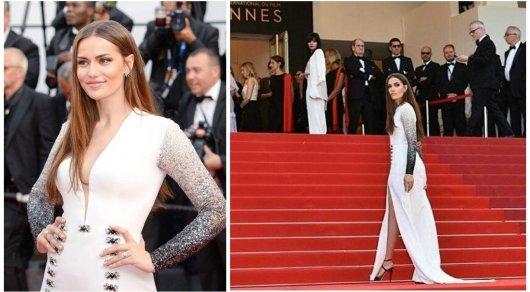 Красивейшую турецкую актрису проигнорировали в Каннах - СМИ