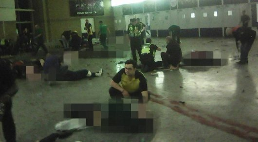 Опубликованы первые фото жертв кровавого теракта в Манчестере
