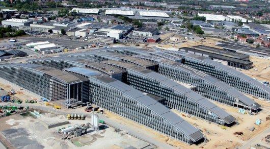 Неразорвавшиеся бомбы обнаружили на месте строительства новой штаб-квартиры НАТО