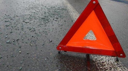 Машины всмятку: три человека погибли в жутком ДТП на трассе в Жезказгане