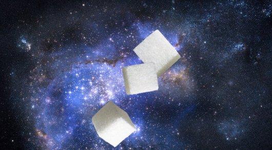 Ученые обнаружили скопления сахара вкосмосе