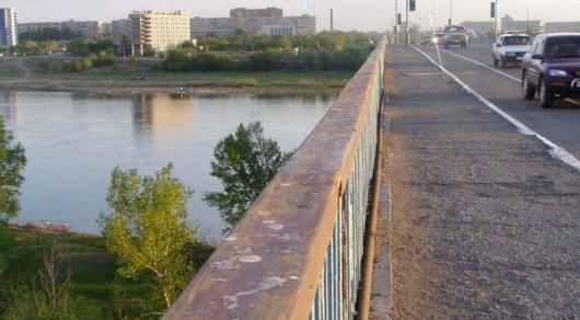 В погоне за купюрой жительница Семея упала с моста и приземлилась на дерево
