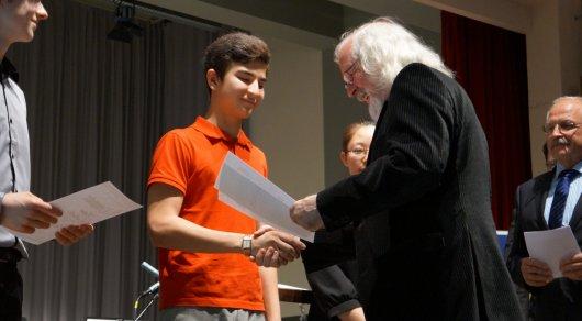 Павлодарец стал призером престижного конкурса баянистов в Германии