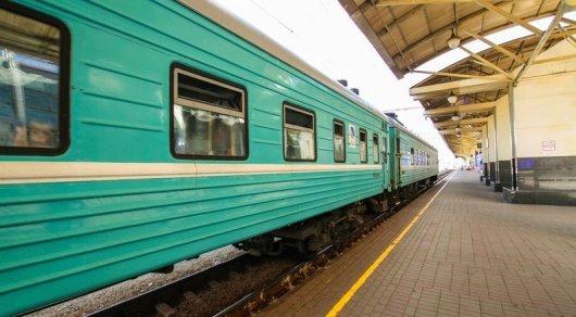 Новые вагоны запустят по маршруту поезда Костанай - Алматы