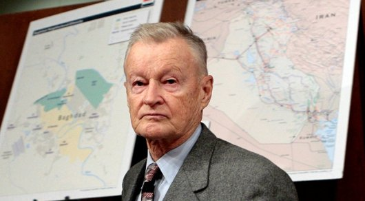 Умер бывший советник президента США Збигнев Бжезинский