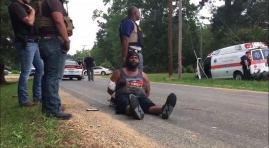 Заместитель шерифа и еще семь человек расстреляны в США