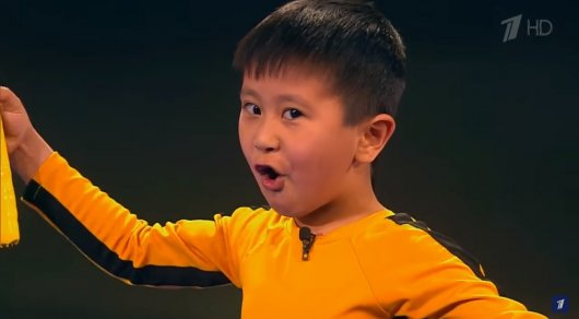 Кыргызский Брюс Ли сорвал овации на