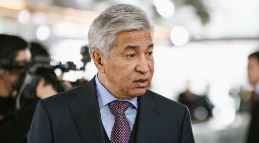 Тасмагамбетов обратился к казахстанским студентам в России