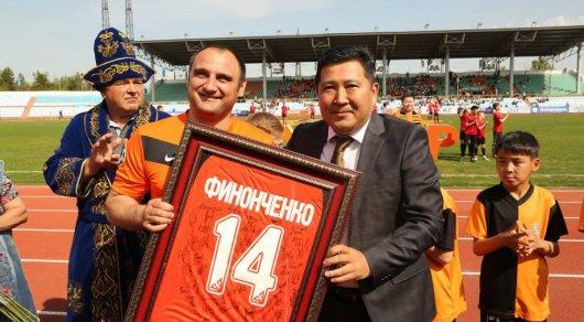 Финонченко временно будет исполнять обязанности главного тренера