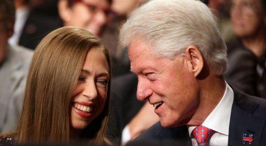 Дутерте ответил на критику дочери Клинтона историей с Моникой Левински