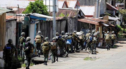ВВС Филиппин по ошибке нанесли авиаудар по своим войскам