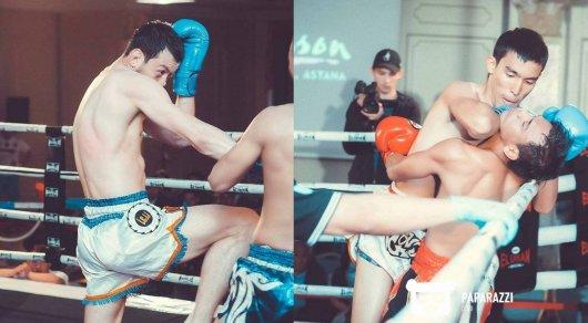Кубок посольства Таиланда по муайтай состоялся в Астане