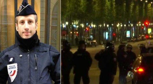 Бойфренд убитого парижского полицейского женился на нем посмертно